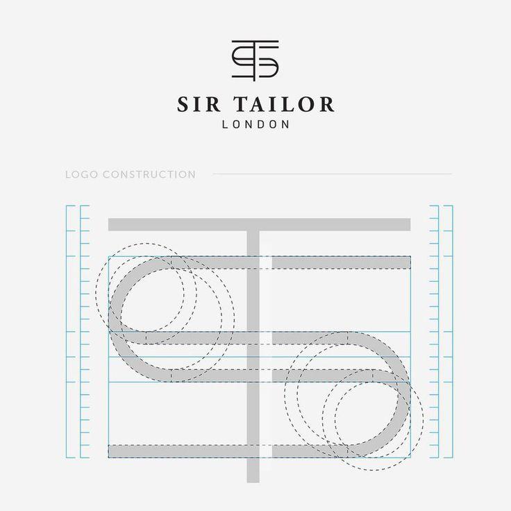 Sir Tailor | Logo Design by attilakamasz