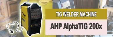 With the help of TIG welders, you can make one structure of different metal pieces or joint different metal pieces of copper, aluminum, stainless steel or other metal together in an effective way. When you want welding machine for your home, office or workshop, buy best TIG welders and its accessories from AHP Tools.