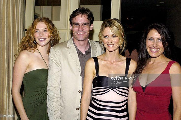 Rachelle Lefevre, Robert Sean Leonard, Kelly Rowan and Lisa Edelstein