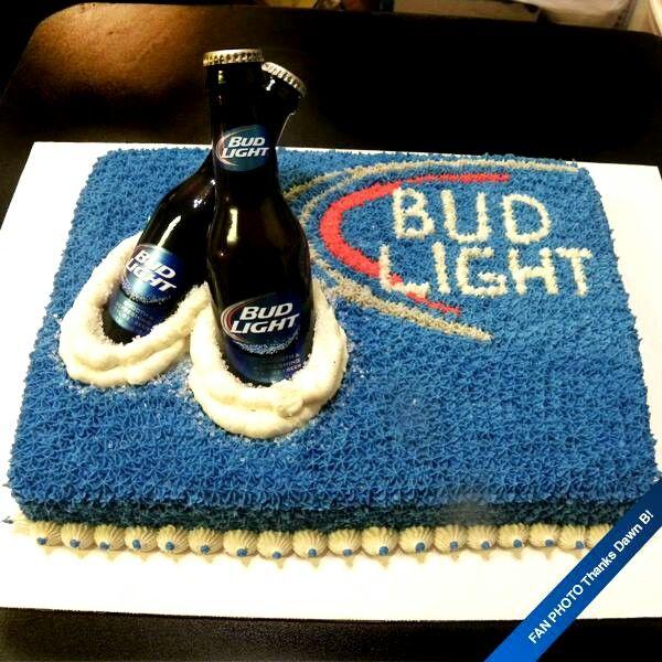 Bud Light Cake Cake Decorating Ideas Pinterest Cakes