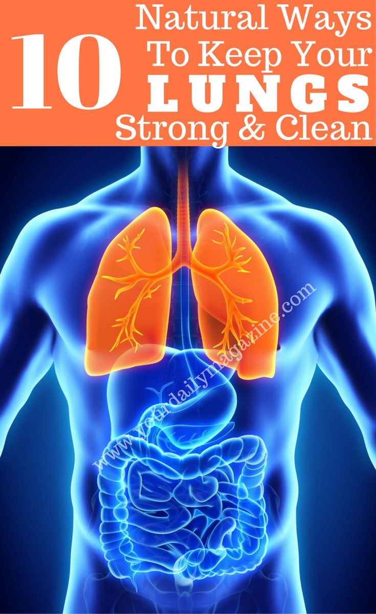 10 Everyday Secrets to Keep Your Lungs Strong and Healthy