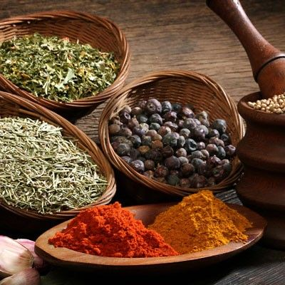 6 Herbs and Spices for Cancer Prevention