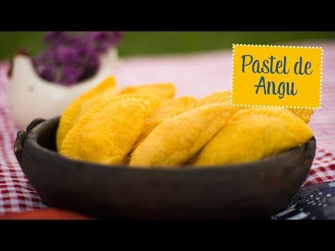 Pastel de Angu - O Chef e a Chata - YouTube