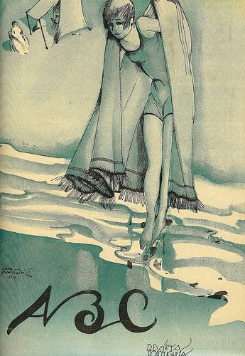 Jorge Barradas, ABC magazine, Spain, 1926  / on Flickr.