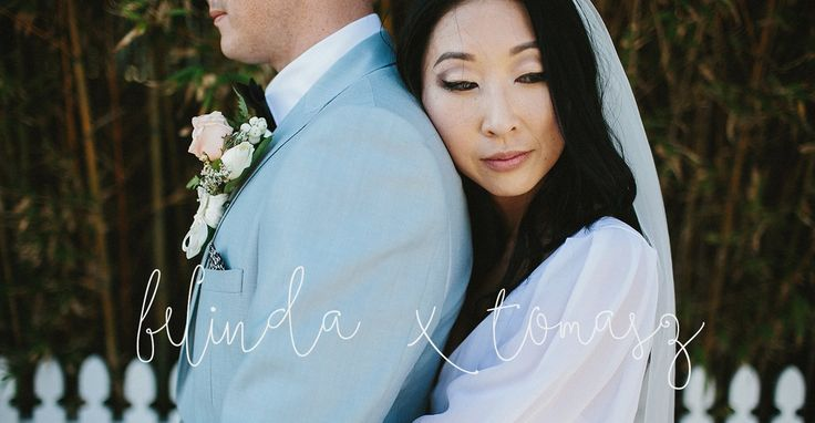 Belinda + Tomasz Wedding Film