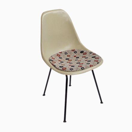 Vintage DSX Glasfaser Beistellstuhl von Charles & Ray Eames für Herman... Jetzt bestellen unter: https://moebel.ladendirekt.de/kueche-und-esszimmer/stuehle-und-hocker/esszimmerstuehle/?uid=744d8d7f-58e4-5960-87f7-28b122507595&utm_source=pinterest&utm_medium=pin&utm_campaign=boards #kueche #sets #esszimmerstuehle #esszimmer #hocker #stuehle