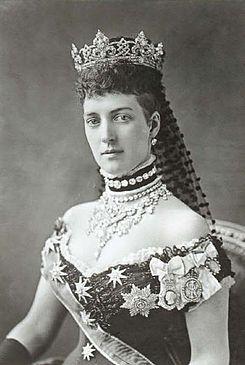 Alexandra da Dinamarca – Wikipédia, a enciclopédia livre