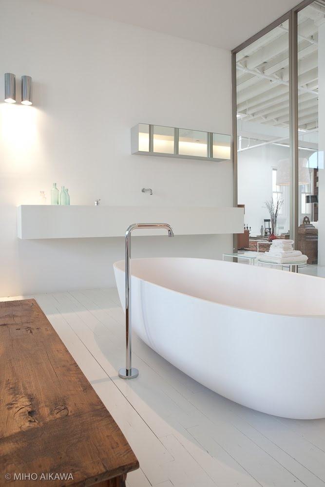 47 best Bad ideen images on Pinterest Bathroom ideas - das moderne badezimmer wellness design