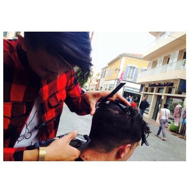 #Working #Pratice #Slowmotion #French #Retro #FadePompadour #Hairstyling #Draw #Formen #Hair #Cut #Young #Shorthair #Undercut #Styles #Color #Blowdry #Boy #Scissors #Barber #Men #wahl #Haircut #Braid #Curl #Perfectcurl #CoolHair #Black #Brown #Blonde #Haircolor #Hairoftheday #hairideas #Braidideas #hairfashion #Hairstyle