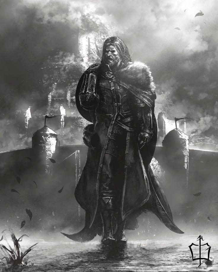 Боромир  Lament for Boromir by CKGoksoy on DeviantArt