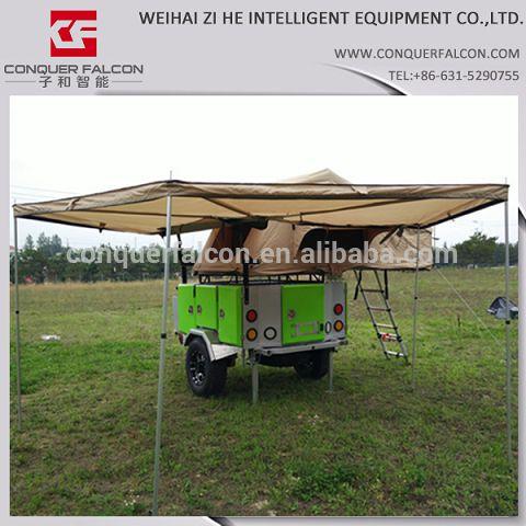 Venta de remolques de viaje; ligero campistas rv; mini remolques de camping-imagen-Remolque-Identificación del producto:60301124403-spanish.alibaba.com