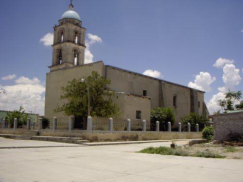 VILLA HIDALGO, DURANGO, MEXICO   Villa Hidalgo hurch