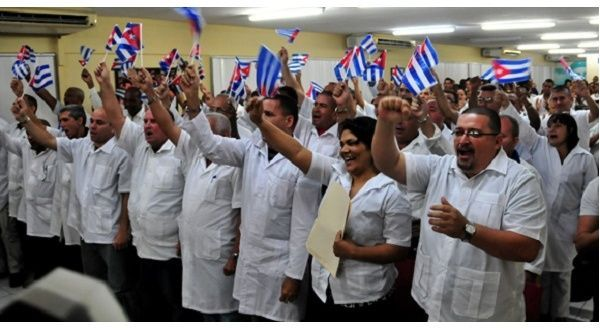 South African Communists Award Cuban Doctors' Internationalism http://www.telesurtv.net/english/news/South-African-Communists-Award-Cuban-Doctors-Internationalism-20170712-0039.html?utm_campaign=crowdfire&utm_content=crowdfire&utm_medium=social&utm_source=pinterest