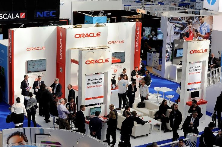 Image result for exhibition Oracle
