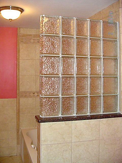 b4f8c77e1dc7aa1f221b50fc1d6a117c--gl-block-shower-gl-blocks Painted Designs Using Beadboard Bathroom on small bathroom with beadboard, bathroom designs using tile, bathroom beadboard wallpaper, 48 in bathroom beadboard, bathroom beadboard project,