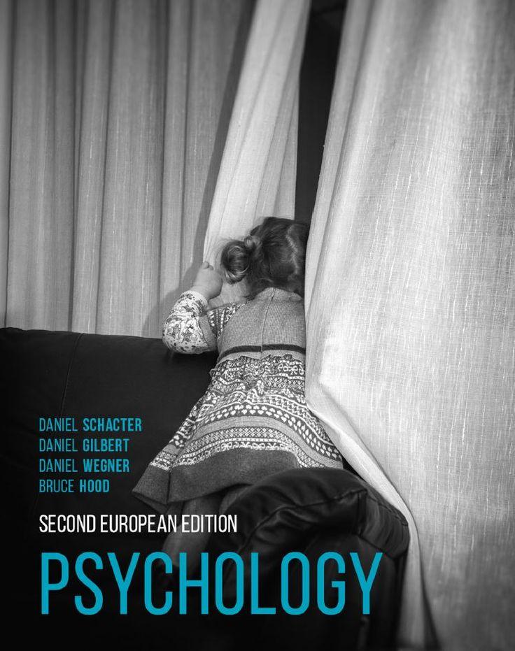 Psychology 2nd 2e By Bruce Hood Daniel Schacter In 2020 Psychology Psychology Textbook E Book