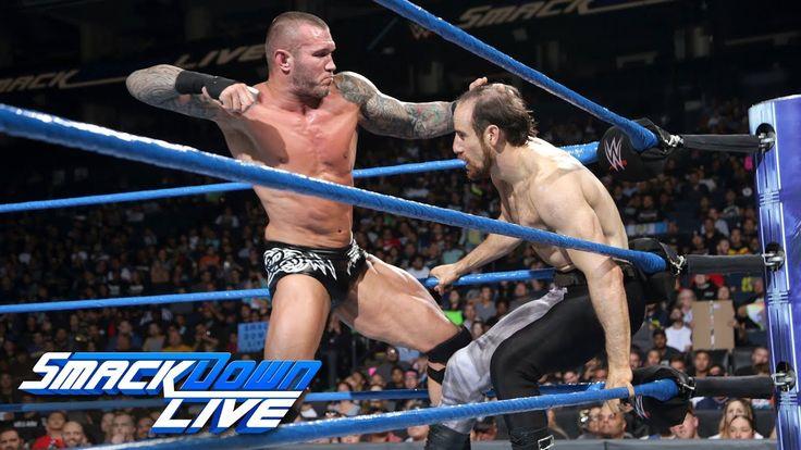Randy Orton vs. Aiden English: SmackDown LIVE: Sept. 19, 2017