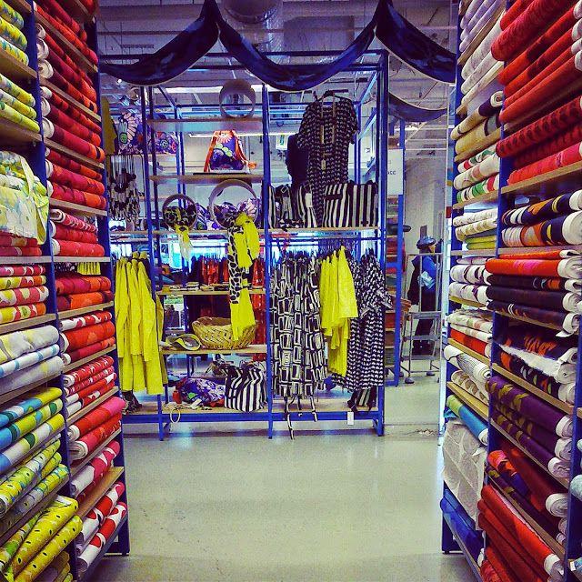 Marimekko outlet store