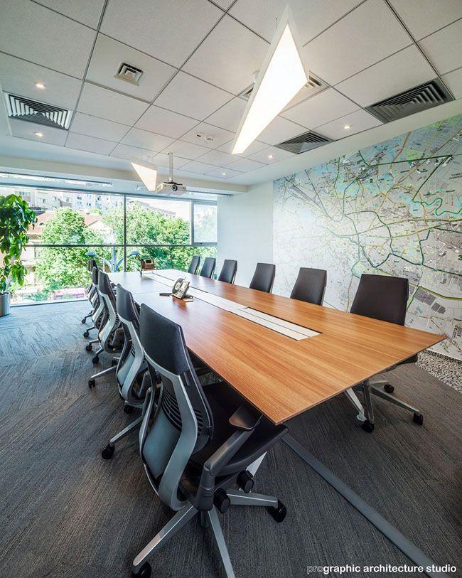 CBRE - Board Meeting room