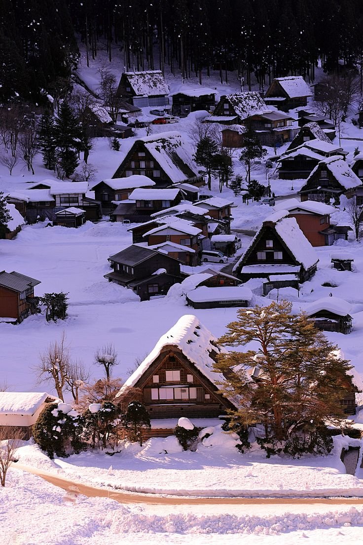 Shirakawago 2017#4 through the eyes of bukitgolfb301