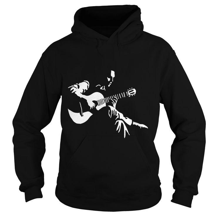 Shirt acoustic_guitarist - Tshirt