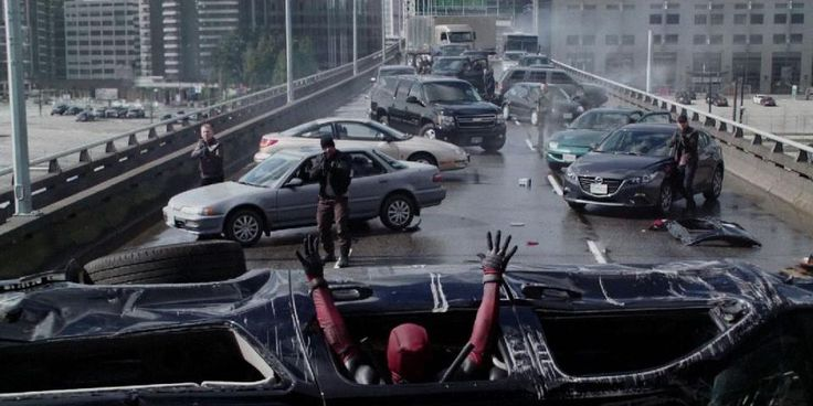 The Merc With A Mouth kills a whole lot of people in NSFW Deadpool trailer | Blastr