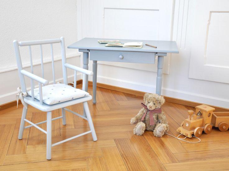 Superb Tische, Schreibtische Und Stühle   ♥ Trouvaille Kids ♥ Shabby Chic Und  Vintage Kindermöbel,
