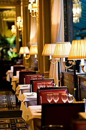 Romantic Coffee for Two on the Orient Express, luxury travel.