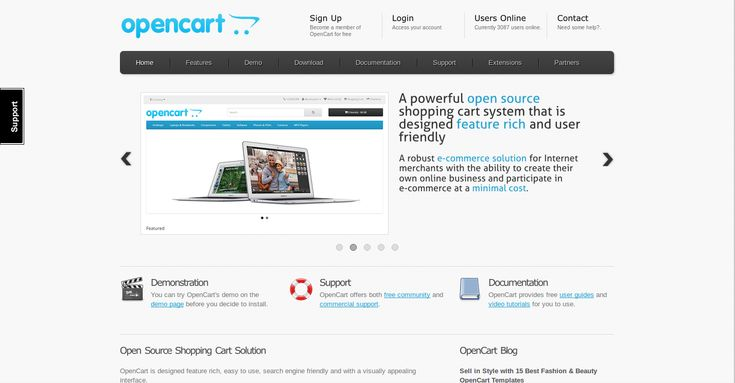 How to show slider on a specific information page in OpenCart? | Knowband
