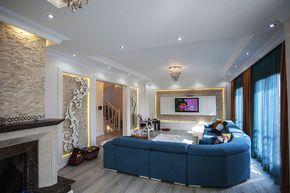 Modern Villa Dekorasyon Örnekleri, Villa salon Odası