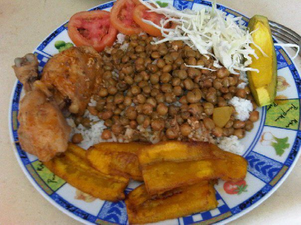 Pin by leandra perdomo on food in the dominican republic for Chambre de guandules