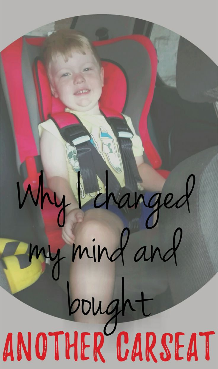 Anyone who knows me well, knows that I can't stand to see children that aren't strapped into a car seat or seat belt… I don't care if you going down the road with your toddl…