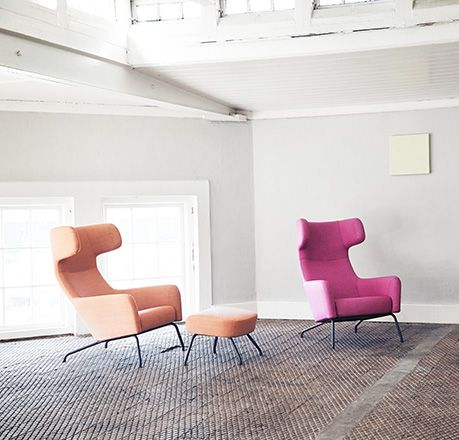 SOFTLINE A/S - Designermöbel, Schlafsofa, Lounge Sofa, Lounge Sessel