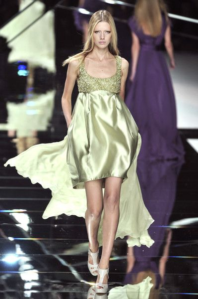 Elie Saab at Paris Fashion Week Spring 2009 - Runway Photos