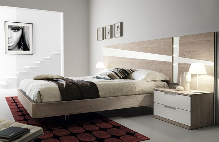 Dormitorio oferta nature blanco