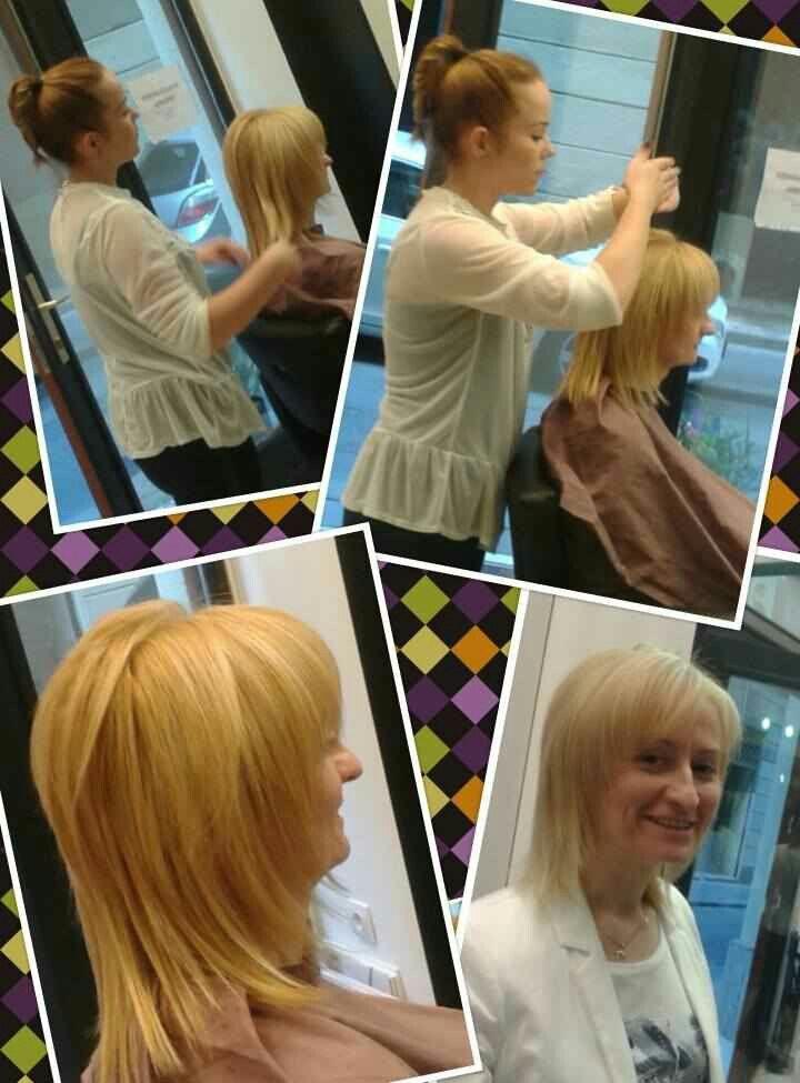 Gyönyörű szőke haj, kell ennél szebb? :-)   Ha te is szeretnél kattints a www.magdiszepsegszalon.hu oldalunjra.  #blondehair #blonde #beautifulblondhair