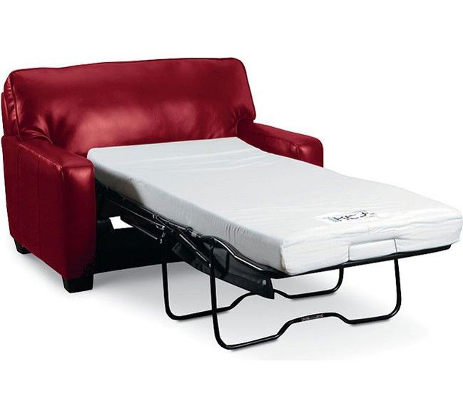 Lane Furniture   Ethan Twin Snuggler Sleeper Sofa   677 15