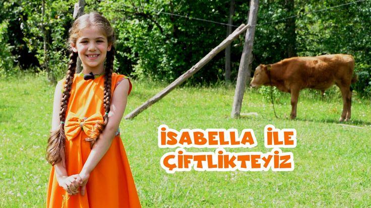 Isabella Damla Güvenilir, Pokito'nun bu eğitici ve eğlenceli 4. bölümünde yaşadığı çiftliği çocuklara tanıtıyor.  Isabella'nın sevimli kedisinin nasıl da miskin olduğunu, kocaman köpeklerinin nasıl da oyun delisi olduğunu görmek ister misin?  #doğalyaşam #kinder #youtube #çocuklar #eğitim #çocukgelişimi