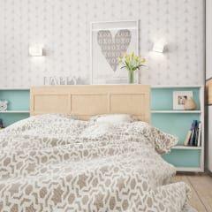 Dormitorios de estilo mediterráneo de Ирина Рожкова - частный дизайнер интерьера