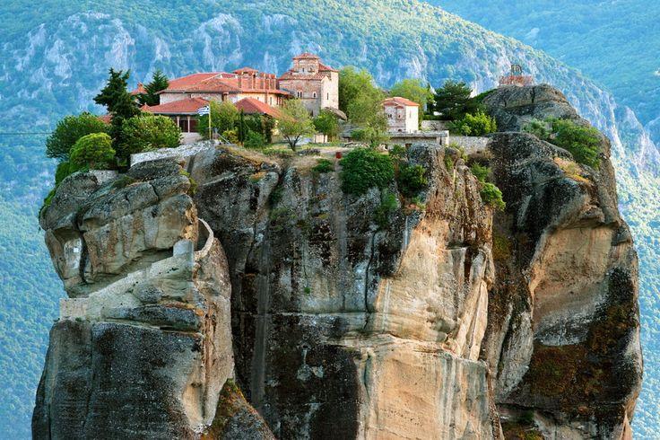 Meteora - Agias Triados Monastery