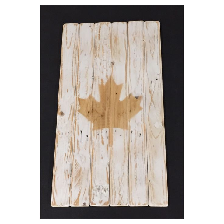 Neutral Tone Maple Leaf https://www.etsy.com/ca/listing/241003085/maple-leaf-wall-hanging-canada-canadian