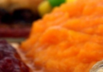 Preiselbeer-Kürbis Sauce