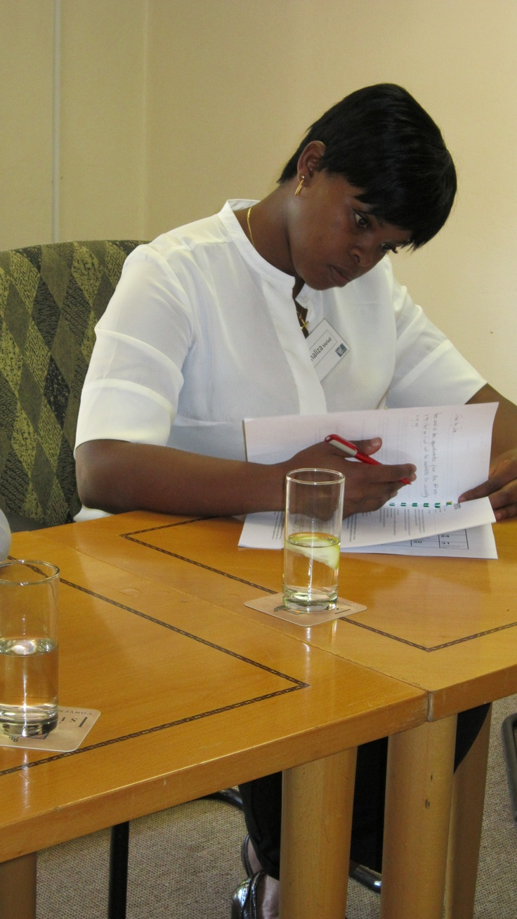 Annaliza (26) – National Diploma in Cost and Management Accounting from Vaal University of Technology  Annaliza has gained a lot of experience working at TEBA LTD as a debtor's clerk for the past 3 years.  She is looking to go into a sales role in the Financial Sector.  Through Annaliza's work experience she has gained valuable skills such as the ability to work to deadlines, report writing, calculating payroll etc.  She is an honest, reliable individual with good persuasive skills.