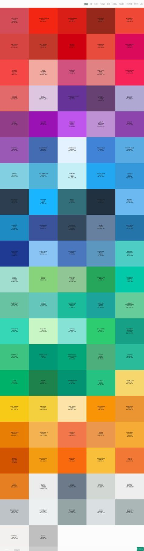 Color picker online upload image - Online Color Picker And Get All Shades And Color Codes