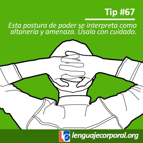 Tip 67: Un despliegue de poder...