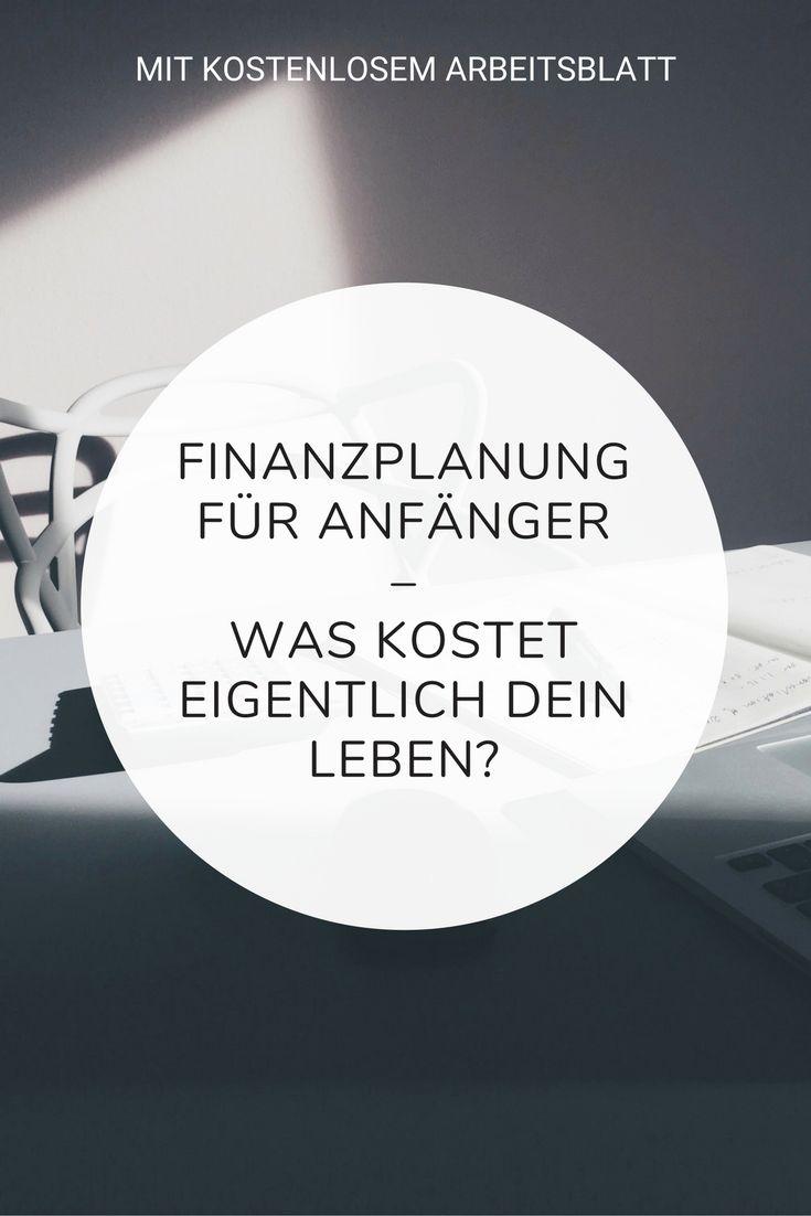 Finanzplanung für Anfänger werde ich hier regelmäßig alles rund um die Finanzplanung erklären. Heute geht es im 1. Teil um den Unternehmerlohn.