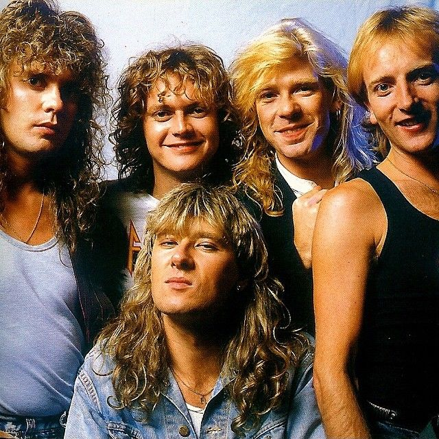 Tesla Wallpapers Group 85: 415 Best Images About Def Leppard Then And Now!! On