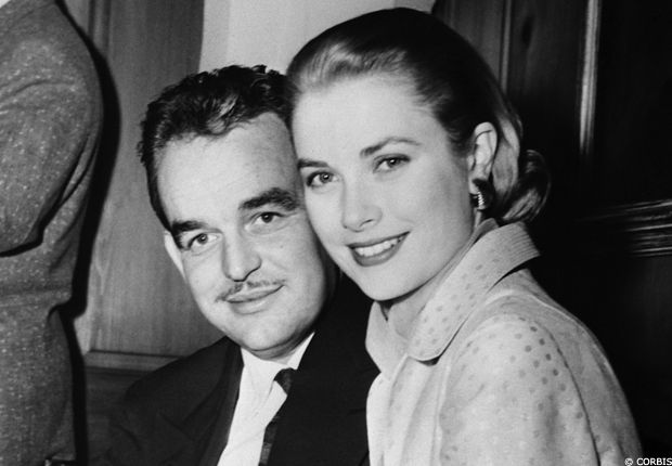 Grace Kelly, Prince Rainier de Monaco