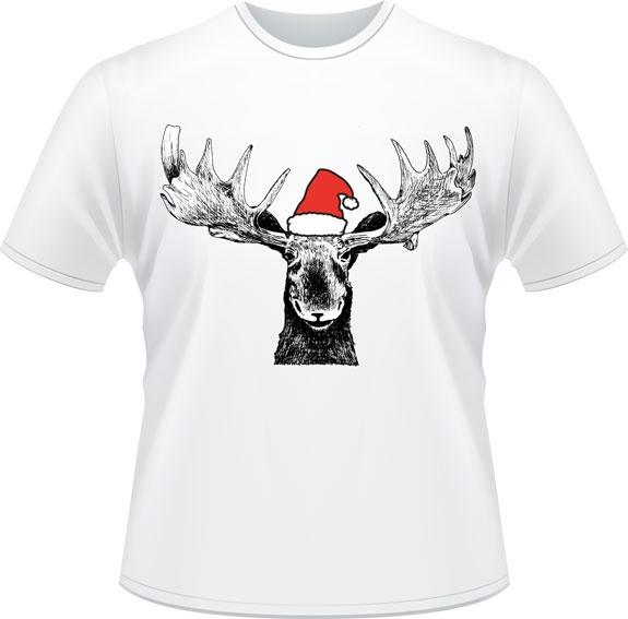 L'orignal - Don de Rouge, T-shirts pour la cause du 24h de Tremblant - 25$
