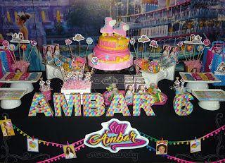 Candy Bar. Soy Luna